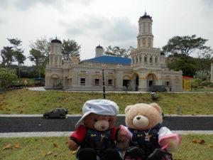 Malaysia, Johor, Sultan Abu Bakar Mosque