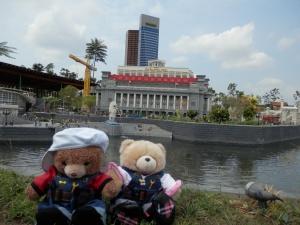 Singapore, Merlion Park