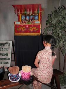 Hand Puppet Show
