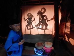 Wayang Kulit Story Telling
