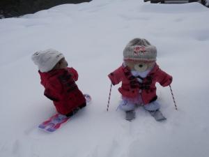 Snowy Adventure