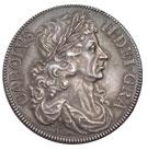 Charles II Petition Crown, 1663