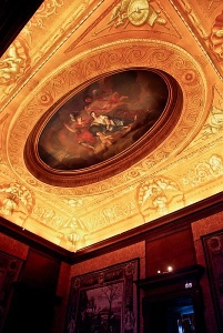 Kensington Palace, The Privy Chamber, Ceiling