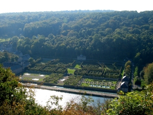 Meuse Valley - Freÿr Castle