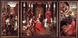 St. John Altarpiece, Hans Memling, 1479