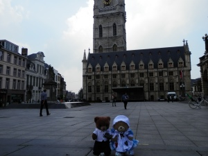 A Sunny Day in Ghent