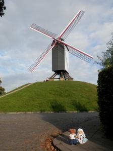 Bonne-Chiere Windmill