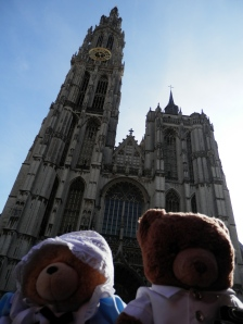Cathedral of our Lady (Onze Lieve Vrouwekathedraal)