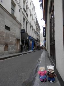 Rue des Ciseaux