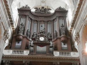 Saint Sulpice Church Organ