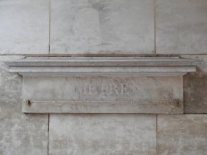 Rue de Vaugirard, standard meter