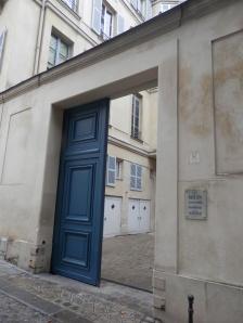 8 Rue de Ferou, Belin Publishing