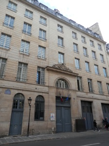 Fire Station, 11 Rue du Vieux-Colombier