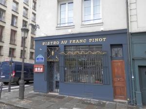Au Franc Pinot, 1 Quai de Bourbon