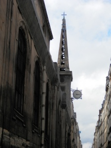 Saint-Louis Church, 21 Rue Saint-Louis-en-l'Ile
