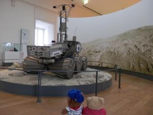 Marsokhod Rover Lama