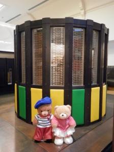 Cray-2 Supercomputer, 1985