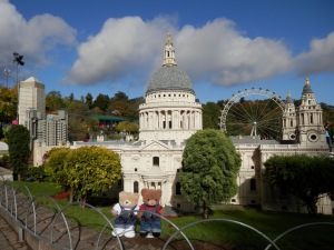 Miniland, London, St Paul's Cathedral