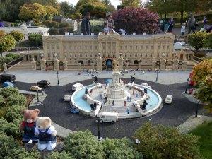 Miniland, London, Buckingham Palace