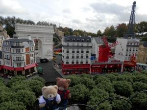 Miniland, Paris, Moulin Rouge