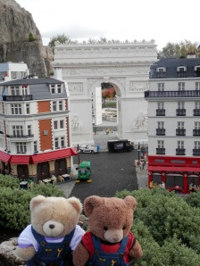 Miniland, Paris, Arc de Triomphe