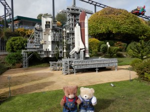 Miniland, Kennedy Space Center