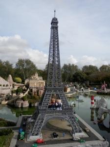Miniland, Paris, Eiffel Tower