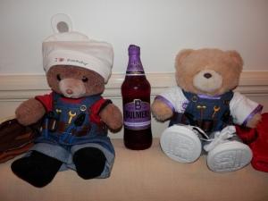 Bulmers Bold Black Cherry Cider