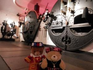 Victorian Engine Room - Boiler Room