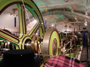 Victorian Engine Room - Steam Pumping Engine