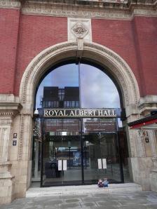 Royal Albert Hall, Royal Entrance