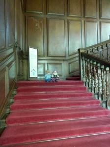 Kensington Palace, Queen's Staircase