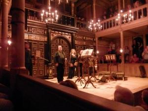 Sam Wanamaker Playhouse - The Brodsky Quartet with Jacqui Dankworth