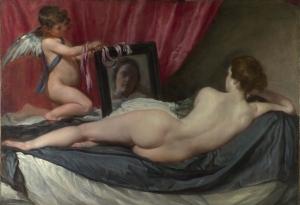 Diego Velázquez, Rokeby Venus, 1651