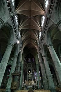 Meuse Valley The_Collegiate_Church_of_Notre-Dame_Dinant