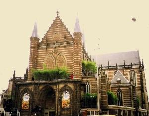 """Amsterdam Nieuwe Kerk"""" (New Church)"""