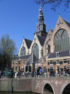 Amsterdam Oude Kerk (Old Church)