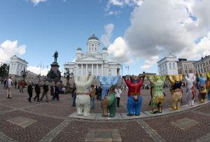 Buddy Bears Helsinki 2010