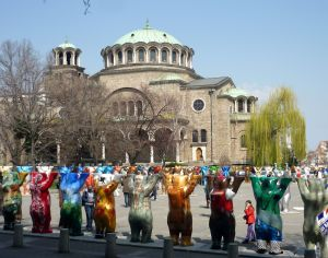 Buddy Bears Sofia 2011