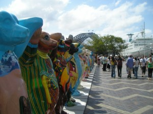 Buddy Bears Sydney 2006