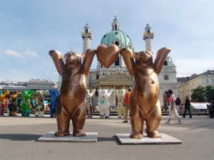 Buddy Bears Vienna 2006