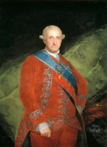 Charles IV by Francisco Goya