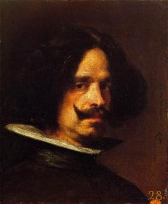 Diego Velázquez Self-portrait
