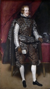 Philip IV by Diego Velazquez, 1631