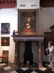 Rembrandt House Museum, Bedroom