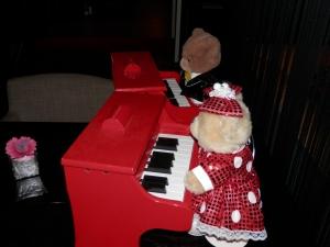 Beary Recital