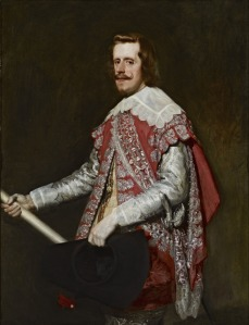 Philip IV by Velazquez, 1644