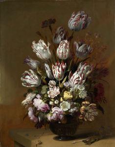 Floral Still Life, Hans Bollongier, 163