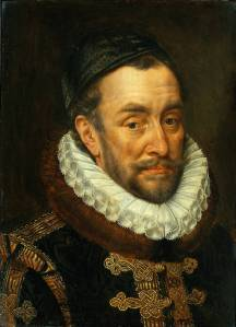 William of Orange, 1580