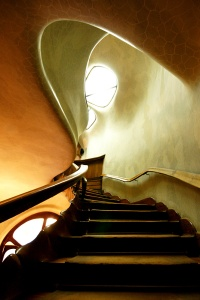 Casa Batlló Staircase